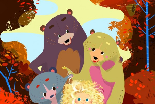 Goldilocks and the Three BearsGoldilocks and the Three Bears