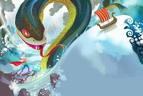 Le più belle storie di mostri mitologici - Gribaudo