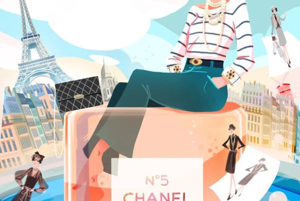 Coco Chanel-nui nui-Bellotti Elisa colori