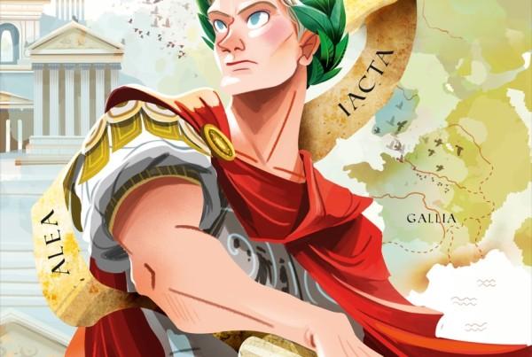 Giulio Cesare - 20 Leaders - Moon